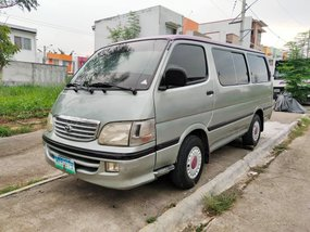 2000 TOYOTA HIACE FOR SALE