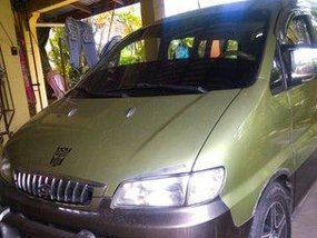 Selling Hyundai Starex 1997 at 75000 km in Quezon City