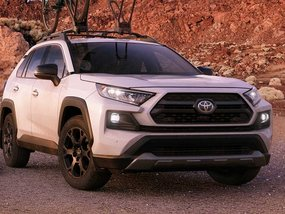 What to expect from the new Toyota Rav4 TRD Pro?