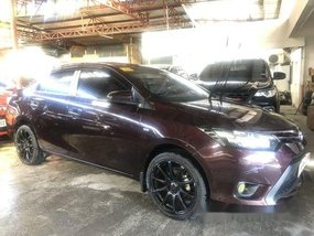 Selling Brown Toyota Vios 2018 for sale in Quezon City