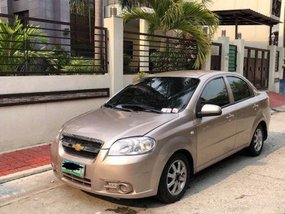 Selling Chevrolet Aveo 2007 Automatic Gasoline in Cainta