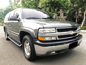 Sell 2nd Hand 2002 Chevrolet Suburban at 93000 km in Muntinlupa