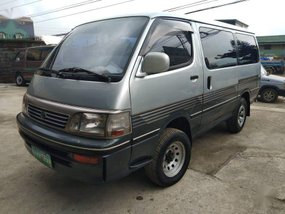Selling 2003 Toyota Hiace for sale in Baguio