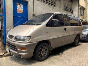 Sell 2nd Hand 1998 Mitsubishi Spacegear Manual Diesel at 80000 km in Manila