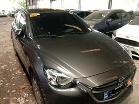 2nd Hand Mazda 2 2017 Sedan at 35000 km for sale in Quezon City