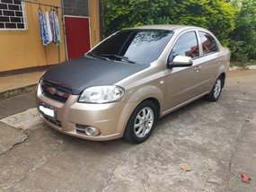 Selling 2nd Hand Chevrolet Aveo 2009 in Makati