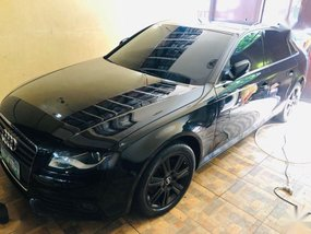 2nd Hand Audi A4 2012 Automatic Diesel for sale in Quezon City