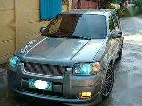 2nd Hand Ford Escape 2005 for sale in Manila
