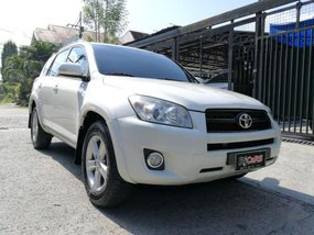 2010 Toyota Rav4  Automatic Gasoline for sale in Quezon City