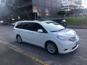 Toyota Sienna 2014 Automatic Gasoline for sale in Manila