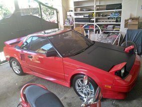 2nd Hand Toyota Mr2 1993 for sale in Quezon City