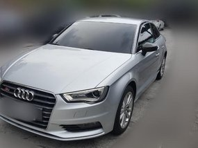 Selling 2nd Hand Audi A3 2015 Automatic Gasoline at 12000 km in Mandaluyong