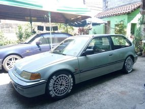 Selling Like New Honda Integra Manual Diesel in Marikina