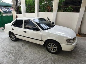2nd Hand 1999 Toyota Corolla Manual Gasoline for sale in Quezon City