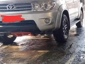 2nd Hand Toyota Fortuner 2011 for sale in Bocaue