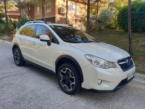 Selling Pearl White Subaru Xv 2015 at 31000 km in Parañaque