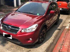 Selling Red Subaru Xv 2015 at 30000 km in Marikina