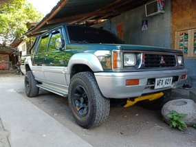 1998 Mitsubishi L200 for sale in General Santos