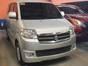 2nd Hand Suzuki Apv 2017 Automatic Gasoline for sale in Quezon City