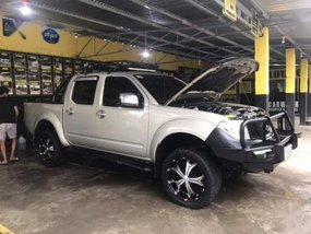 Sell 2nd Hand 2009 Nissan Navara Manual Diesel at 100000 km in General Tinio