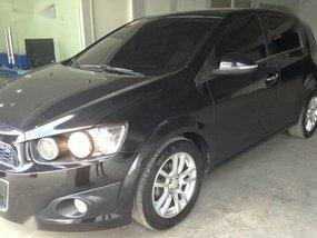 Brand New Chevrolet Sonic 2015 Manual Gasoline for sale in Cebu City