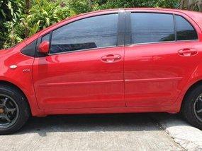 Selling Toyota Yaris 2007 Manual Gasoline in Marikina