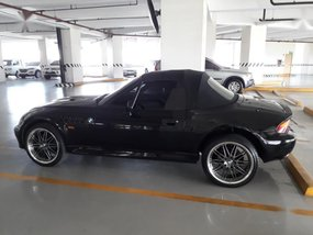 2nd Hand Bmw Z3 1996 Convertible at 120000 km for sale in Quezon City