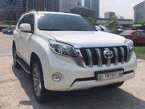 Selling Toyota Land Cruiser Prado 2015 Automatic Gasoline in Pasig