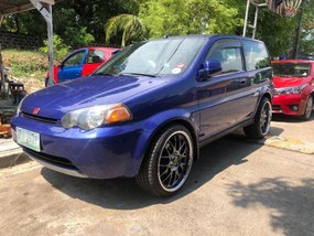 2nd Hand Honda Cr-V 2001 Automatic Gasoline for sale in Valenzuela