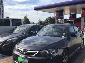2nd Hand Subaru Impreza 2010 Sedan at 80000 km for sale in Pasig