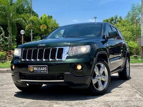 2nd Hand Jeep Cherokee 2012 for sale in Quezon City
