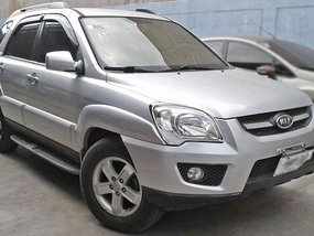 2nd Hand Silver 2010 Kia Sportage Automatic in Iguig
