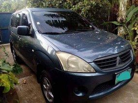 Mitsubishi Fuzion 2009 Manual Gasoline for sale in Quezon City