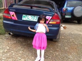 Sell Blue 1999 Mitsubishi Lancer in Baguio