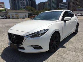 Selling 2nd Hand Mazda 3 2017 at 42000 km for sale in Pasig