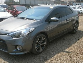 2nd Hand Kia Forte 2017 Automatic Gasoline for sale in Cainta