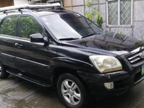 Selling Kia Sportage 2007 at 130000 km in Binangonan