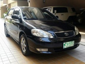 Selling Toyota Altis 2001 Automatic Gasoline in Quezon City