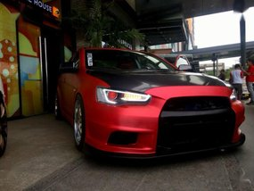 Sell 2nd Hand 2009 Mitsubishi Lancer ex at 77000 km in Cebu City