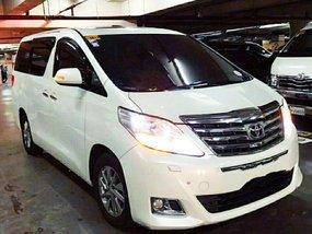 2013 Toyota Alphard for sale in Makati