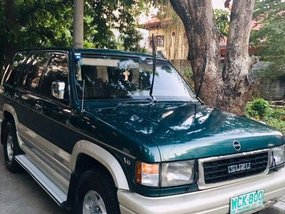 Selling 2nd Hand Isuzu Trooper 1997 SUV in Bacoor