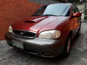Kia Carnival 2001 Manual Diesel for sale in Caloocan