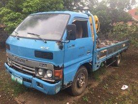 Selling Isuzu Elf 1990 Manual Diesel in Lipa
