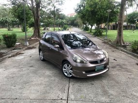 Selling 2nd Hand Honda Jazz 2008 Automatic Gasoline for sale in Santa Maria