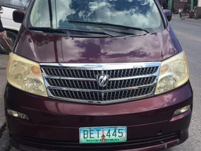 Toyota Alphard 2003 Automatic Gasoline for sale in Pasig