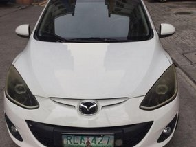 2nd Hand Mazda 2 2010 Sedan at Automatic Gasoline for sale in Pasig