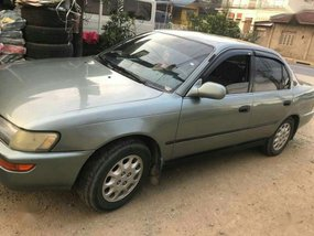 Selling 2nd Hand Toyota Corolla 1992 in Padre Garcia