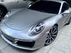 Selling 2nd Hand Porsche Boxster 2017 in Quezon City