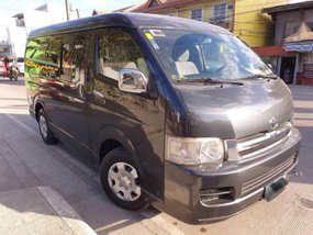 2nd Hand Toyota Hiace 2006 Manual Diesel for sale in Mandaue City