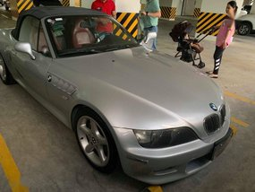 Selling 2nd Hand Bmw Z3 2000 Manual Gasoline at 72000 km in Manila